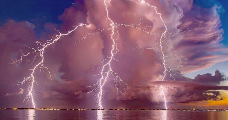 vibration some said it thundered